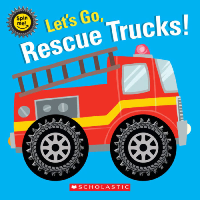 toddler-boy-book-rescue-trucks